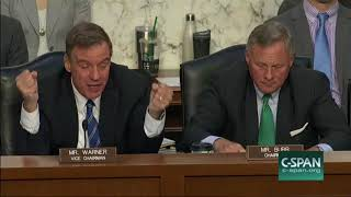 Sen. Intel Ranking Dem Says It's Clear Russian Hackers Weren't Favoring One Party Over  The Other