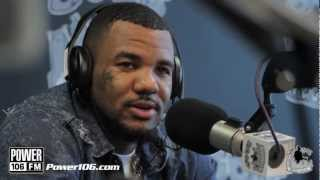 The Game Talks About Beef With Shyne