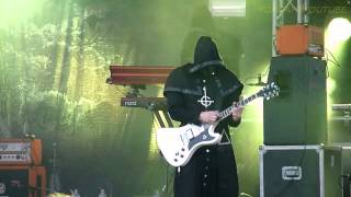 [HD] Ghost - Stand By Him (Perth Soundwave Festival 2013)
