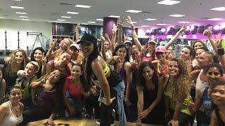 Liana Veda Zumba® Masterclass Dubai