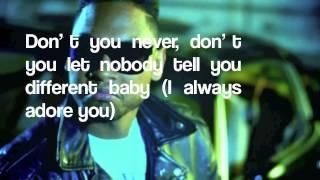 Miguel - Adorn extended (Lyrics)