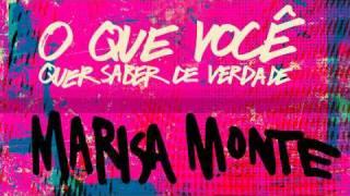 """O QUE VC QUER SABER DE VERDADE"" - Marisa Monte - OQVQSDV"