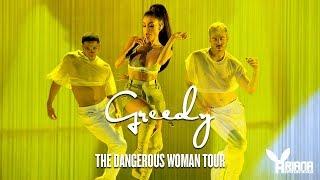 Ariana Grande - Greedy - Live in Rio - Dangerous Woman Tour Brasil