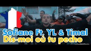 FRANCE RAP REACTION: Sofiane Ft. YL & Timal - Dis-moi où tu pecho   german reacts