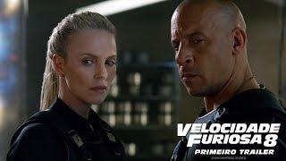 """""""Velocidade Furiosa 8"""" - Primeiro Trailer Oficial Legendado (Universal Pictures Portugal)"""