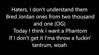 G Eazy - Random (Lyric Video)