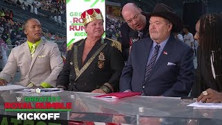 """Paul Heyman promises Roman Reigns """"the beating of a lifetime"""": Greatest Royal Rumble Kickoff"""