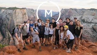 Moment Team Offsite | Zion National Park Vlog