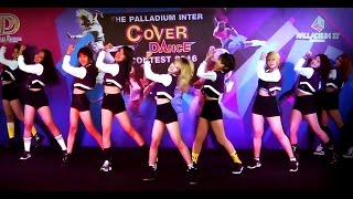 """Double You"" cover ""Touchdown+CHEER UP"" (TWICE) @ ""The Palladium Inter Cover Dance 2016"""