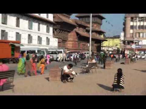20091023154550 ซื้อของที่เดอร์บาสแควร์ เนปาล nepal
