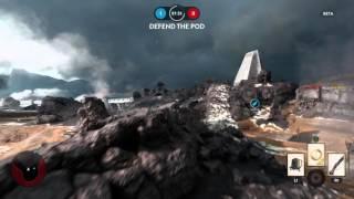 Insane tiro/star wars beta!