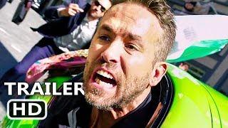 ESQUADRÃO 6 Trailer Brasileiro LEGENDADO # 2 (Novo, 2019) Ryan Reynolds