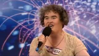 SUSAN BOYLE - I HAVE A DREAM