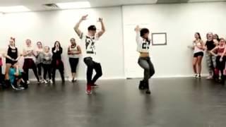 coreografías de Hip hop