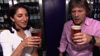Iron Maiden singer rocks beer industry