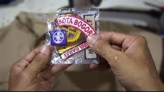 Panduan Memasang Badge Pramuka
