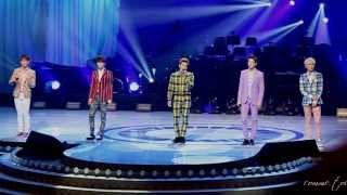 130305 KBS 열린음악회 샤이니 - 방백(Aside)