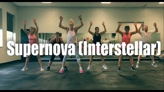 Steve Aoki, Marnik & Lil Jon - Supernova (Interstellar) | Cardio Party Mashup Fitness Routine