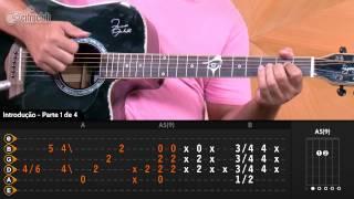 Videoaula Caso Indefinido (aula de violão completa)