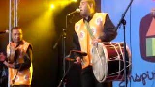 Jil jilala - op het Festival Mundial 2009 III - جيل جيلالة