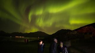 Aurora Boreal Noruega Marco Brotto