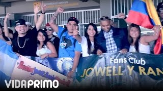 Jowell y Randy @ Cali, Colombia 10/30/2015 [Live]