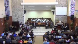 Hino Vinde Meninos - Instrumental