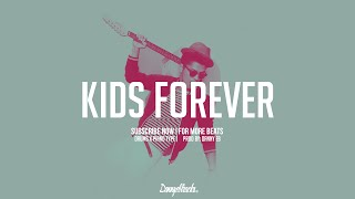 """Kids Forever"" - Piano x Drums Instrumental (Prod: Danny E.B)"