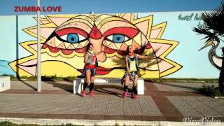 Erupt Machel Montano / ZUMBA LOVE
