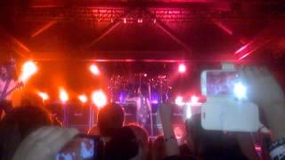Rebel Love Song - Black Veil Brides - LIVE in seattle Nov. 7th 2014