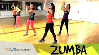 Cours de Zumba // Limbo (Urban Calypso) zumba fitness dance workout
