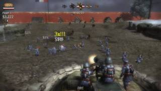 Toy Soldiers (TGS 2009 Gameplay)