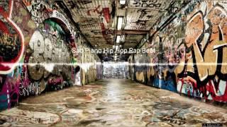 Sad Piano Hip Hop Rap Beat royalty free music