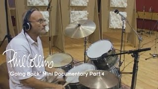 Phil Collins - 'Going Back' (Part 4 of 6: First Time Playing Since My Problem)
