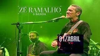 ZÉ RAMALHO & BANDA 01 de abril de 2017 BH HALL BELO HORIZONTE MG