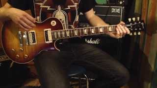 Led Zeppelin - Whole Lotta Love (guitar cover) HD