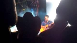 Bruno & Marrone en Paraguay 2013 - Se não tivesse ido (Marco Antonio Solis cover)