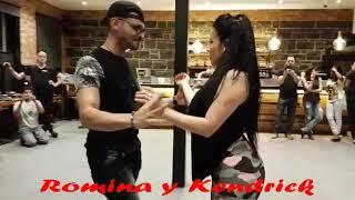 Ozuna ❌ Nicky Jam ❌ Bad Bunny - Te Bote - Dj Tronky Bachata Remix - Romina y Kendrick