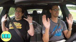 Tesla's Model S Autopilot is Amazing!