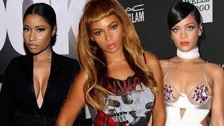 Beyonce Dropping ANOTHER Surprise Album Ft Rihanna & Nicki Minaj?