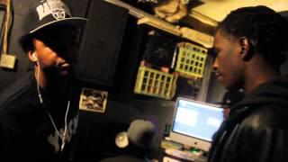 Young Thug x Swamp Izzo x Studio Session x #NashMade