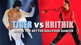 9 Moves of Hrithik Roshan v/s Tiger Shroff - Who is the Better Bollywood Dancer? width=