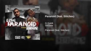 Paranoid (feat. Stitches)