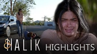 Jade loses control!   Halik (With Eng Subs)