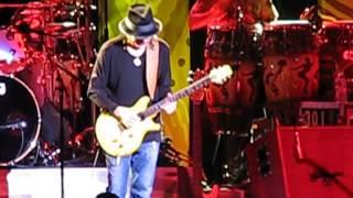 Carlos Santana, Corazon Tour - Oye Como Va LIVE - Boston Waterfront, 8/18/2015