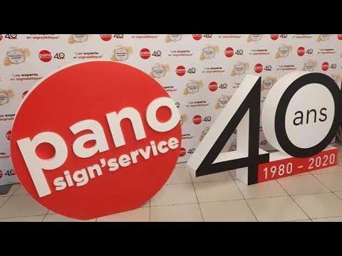 40 ans de PANO