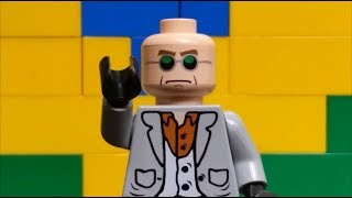 LEGO Pitbull - We Are One (Ole Ola) [The Official 2014 FIFA World Cup Song]