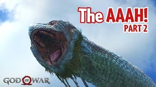 God of War - BIG ENOUGH -  THE AAAH! part 2 Meme