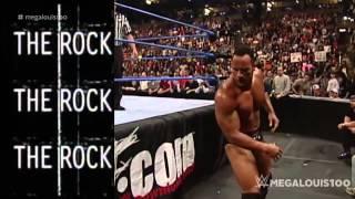 The Rock Custom WWE Entrance Video Titantron - HD