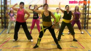 Don Omar & Lucenzo  - Danza Kuduro - Zumba choreography by Lucia Meresova [HD]